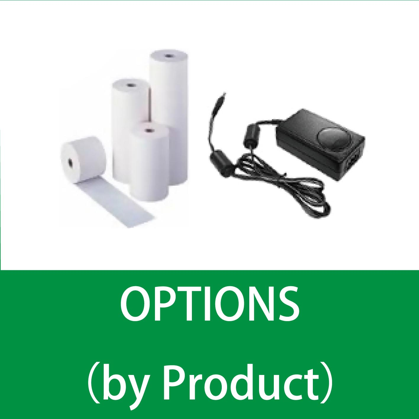 Printer Options(by product)