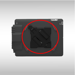 SJ Tab接続ブラケット for iPad